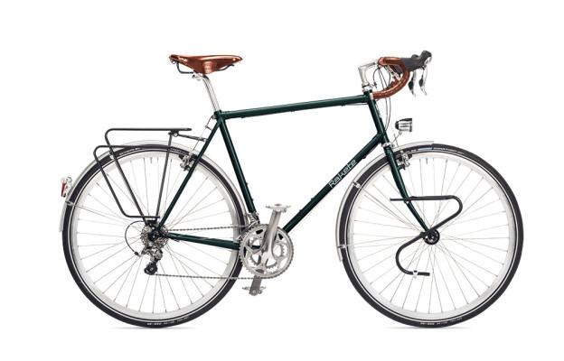 RAKETE Randonneur Racinggreen-metallic