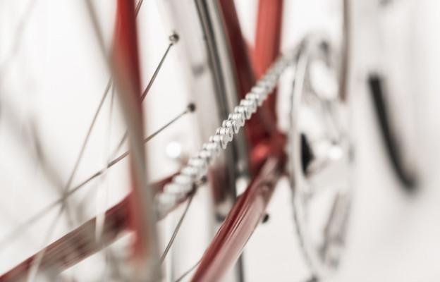Rakete Damenrad Meral Perlrot Detail Schaltung