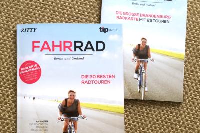 Rakete Zitty Special FahrRad 2015 mit Mixte2